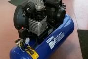 COMPRESSORE 100 LITRI 2 hp A CINGHIE