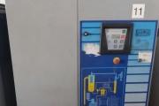 COMPRESSORE ROTATIVO A VITE CECCATO MOD. DRA 100 /8 ( possibilità di montaggio inverter per risparmio energetico)