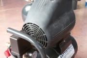 COMPRESSORE 25 LITRI 2 hp 1.5 kw